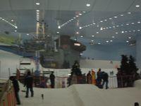 Ski Dubai--the Indoor Ski Slopes!