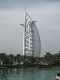 The Burj in Dubai